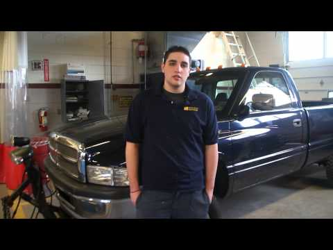 Automotive Collision Technology Video