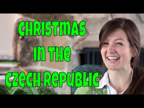 Christmas traditions in the Czech Republic