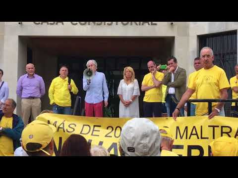 """Los afectados por derribos (AMA) piden """"justicia"""""""