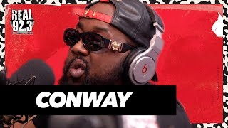 Conway the Machine x Rick Hyde Freestyle | Bootleg Kev & DJ Hed