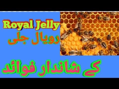 Royal Jelly Health Benefits Forever   HINDI and English royal jelly kay  faiday