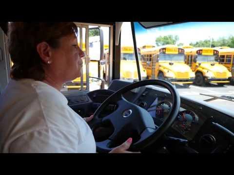 Rockwood School District Trains Bus Drivers