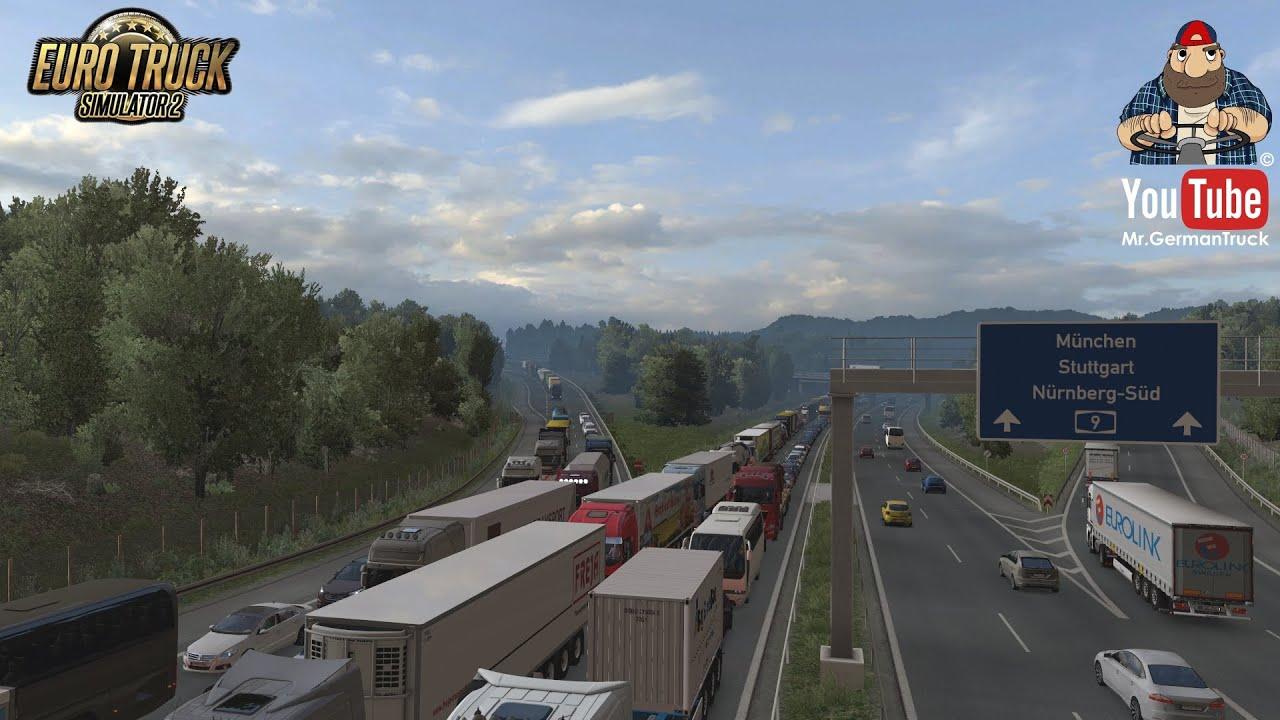 [ETS2 v1.37] Tuned Truck Traffic Pack v2.3