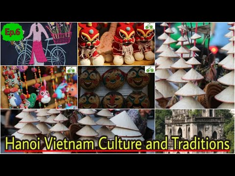 Hanoi , Vietnam | Local culture music | Wheels for Green |World Bicycle Traveler,
