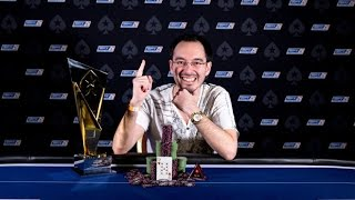Did William Kassouf Buy His EPT High Roller Trophy?
