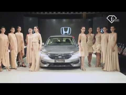 Honda Exclusive Fashion Show featuring New Honda Accord