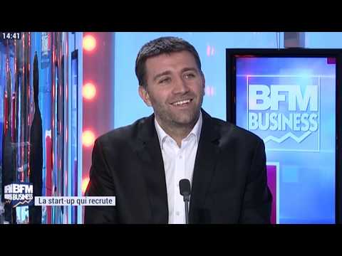 Groupe Adiona / Holingo - Le Club Media RH sur BFM TV