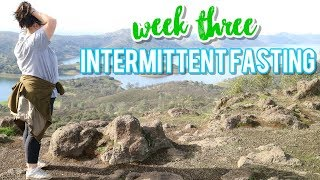 HIKING TABLE MOUNTAIN | Week 3 INTERMITTENT FASTING | Weight Loss Journey 2019