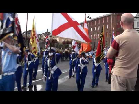pride of the maine @ relief of derry 2011