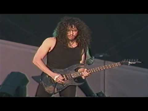 Metallica Orion/To Live Is To Die/The Call Of Ktulu Live 1993 Basel Switzerland