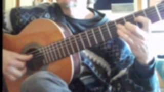 Chick Corea - Children's song No.1 for guitar ( beppe rigotto )