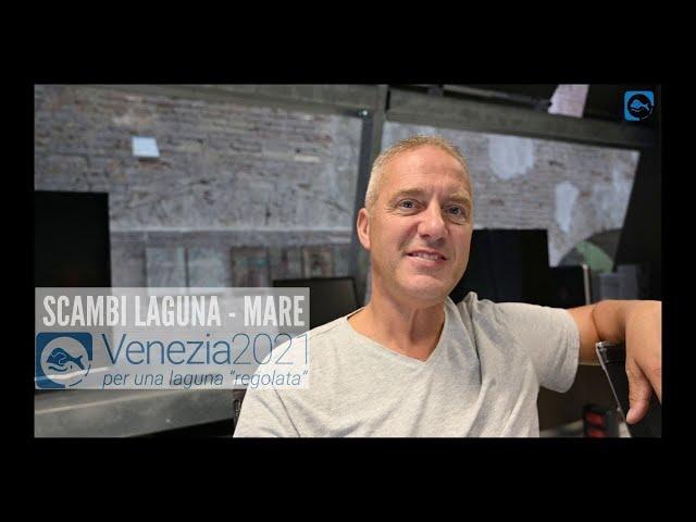 Laguna di Venezia e Mare - scambi di materiale particolato e organismi - Venezia2021