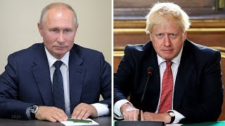 video: UK security services to be given extra powers after damning Russia report
