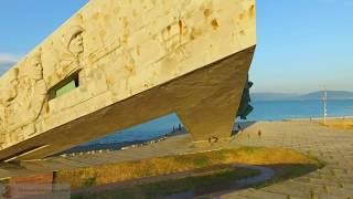 Новороссийск с квадрокоптера - Государственный Исторический Музей-Заповедника