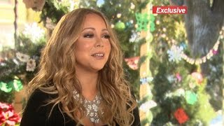 EXCLUSIVE: Mariah Carey Jokes About Being a