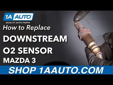 How to Replace O2 Sensor 03-09 Mazda 3