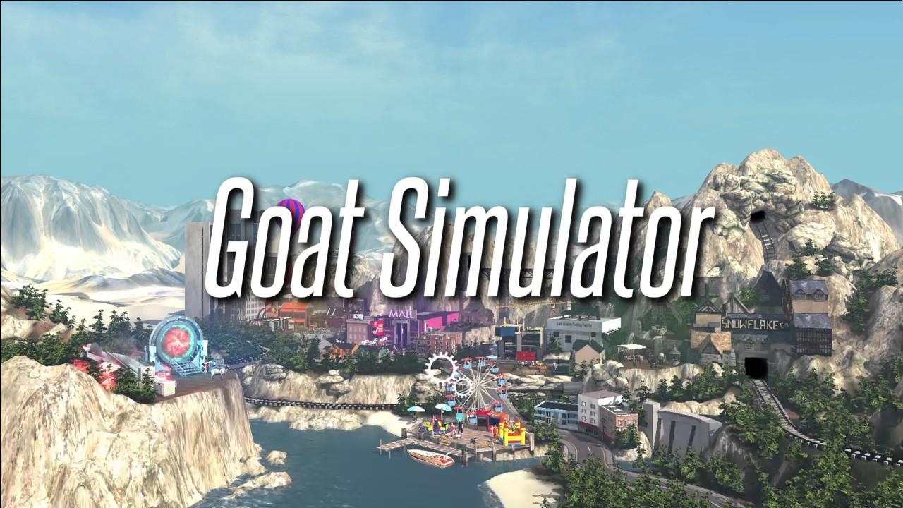 All goat simulator maps