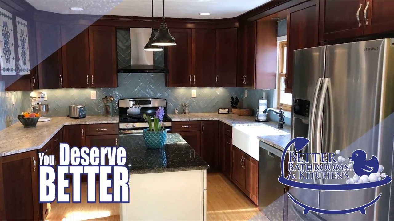 Better Bathrooms & Kitchens 30 Second Ad - YouTube