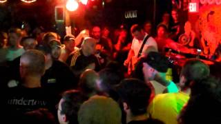Strength 691 - Crushed/Time Distance & Friends (Court Tavern, New Brunswick, NJ June 11, 2011)