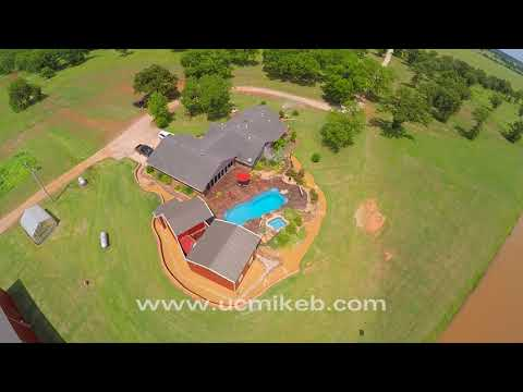 Macomb Oklahoma Luxury Home / Ranch For Sale United Country Mike Bendele Co.