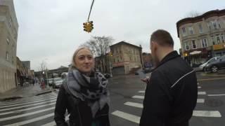 Первый день в Нью Йорке. США. Путешествие. Coney Island. New York. USA. / Видео