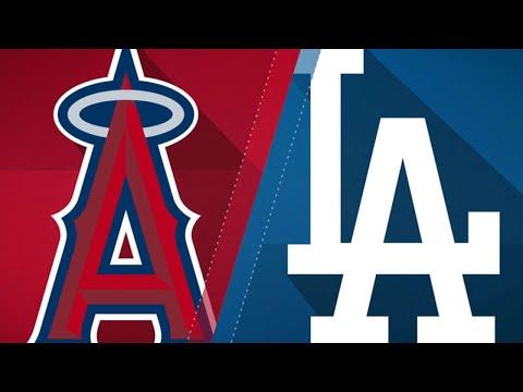 Hernandez's go-ahead homer lifts Dodgers: 7/15/18