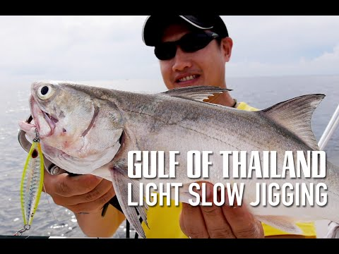 Light Slow Jigging The Gulf Of Thailand