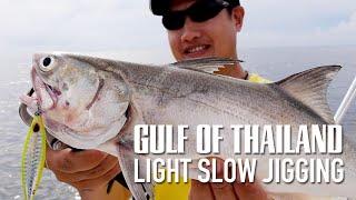 Light Slow Jigging The Gulf Of Thailand