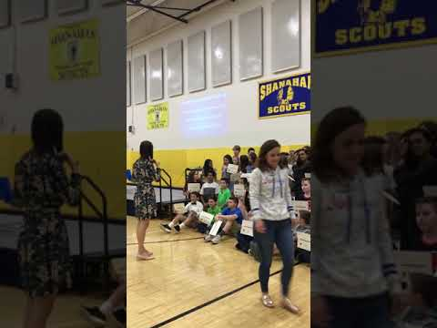 7th Grade Student Recognition Olentangy Shanahan Middle School