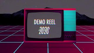 Nadia Ghahkenshah Demo Reel 2020