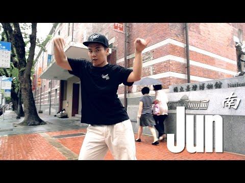Jun (Popping)   City Dancer   Dance Region   Vol.38