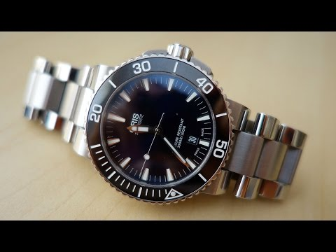 Oris Aquis Date 43mm Watch Review (OR733-7653-4135MB) - Perth WAtch #7