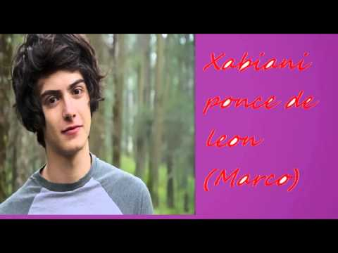 Violetta 2 les personnages youtube - Personnage violetta ...