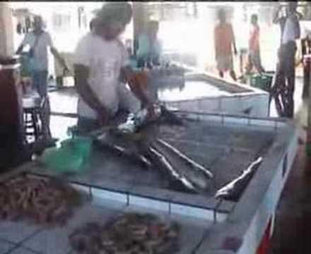 Pasar Ikan Kudat