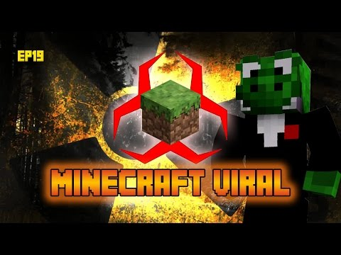 ☣ Minecraft Viral ☣ EP19: Energia Nuclear