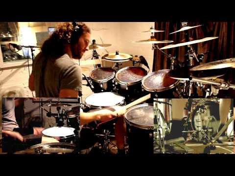 """TESSERACT - """"Eden"""" Playthough Drums"""