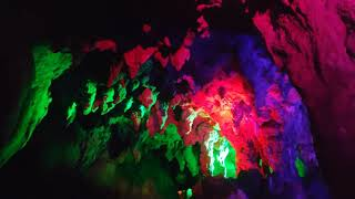 Mi MIX 3 UHD 4K Under Super Low Light Video at Qing San Cave Hangzhou China