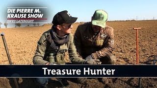 Pierre Krause bei German Treasure Hunter