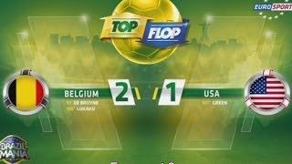 БЕЛЬГиЯ США САМЫЙ ПОЛНЫЙ ОБЗОР Матча ВИДЕО ГОЛОВ Смотреть Онлайн Belgium USA