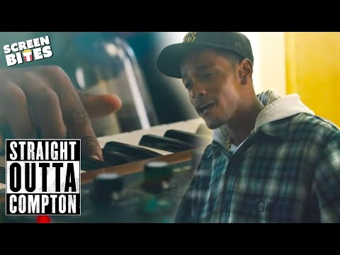 Dr Dre - Nuthin' But a G Thang | Straight Outta Compton | SceneScreen