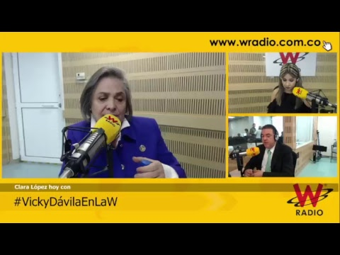 #VickyDávilaEnLaW