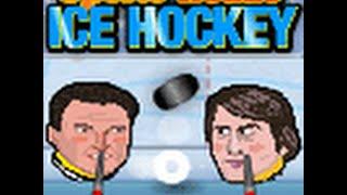 видео хоккейные головы