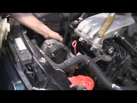 Cooling System Operation Maintenance VW Golf MK3 Engine