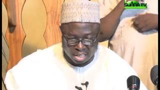 Sheikh Aminu Ibrahim Daurawa (1436/2015 Tafsirin Ramadan 1)