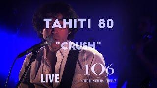 Extrait du concert de Tahiti 80 enregistré au 106 le 07 janvier 201...