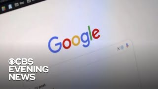 Justice Department files antitrust lawsuit against Google
