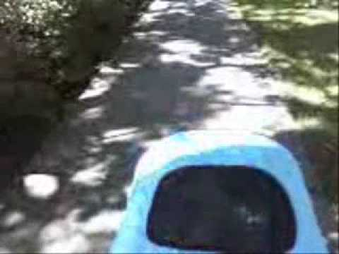 Kitty's First Stroller Ride (Revised)