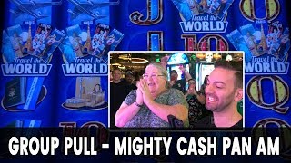 👩‍👩‍👦 $4000 GROUP PULL! 💪 Mighty Cash Pan Am @ Cosmo Las Vegas ON THE STRIP
