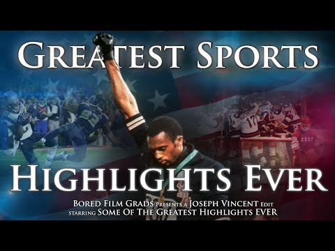 Greatest Sports Highlights Ever - Volume 2