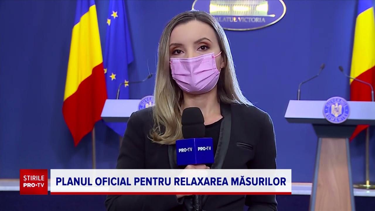 Știrile PRO TV - 22 aprilie 2021